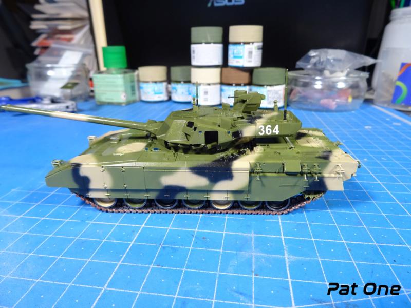 "T-14 ""Armata"" 1/72 ( Zvezda 5056 ) *** Terminé en pg 2 - Page 2 Dsc00831"