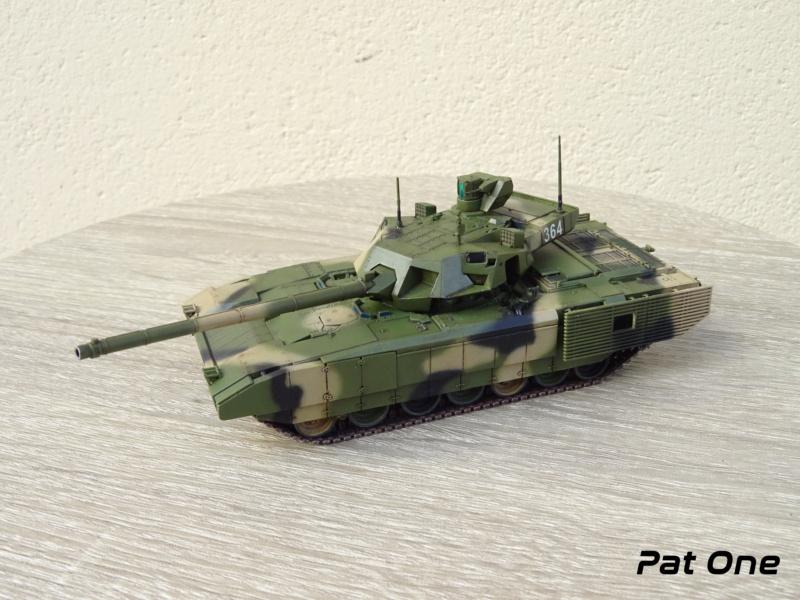"T-14 ""Armata"" 1/72 ( Zvezda 5056 ) *** Terminé en pg 2 - Page 2 Dsc00911"