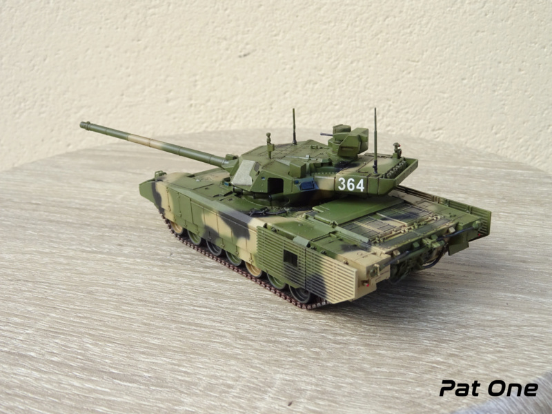 "T-14 ""Armata"" 1/72 ( Zvezda 5056 ) *** Terminé en pg 2 - Page 2 Dsc00912"