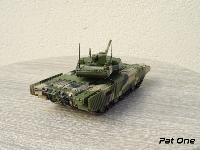 "T-14 ""Armata"" 1/72 ( Zvezda 5056 ) *** Terminé en pg 2 - Page 2 Dsc00913"