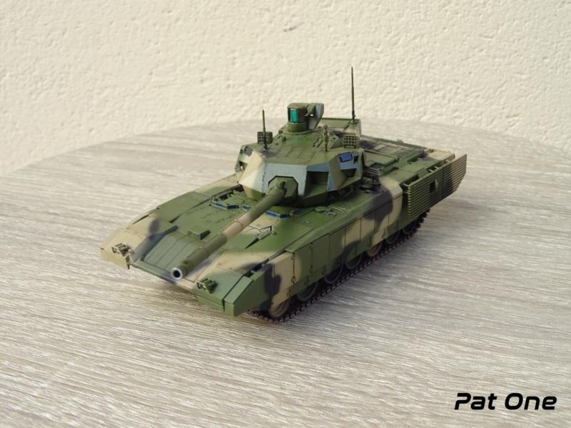 "T-14 ""Armata"" 1/72 ( Zvezda 5056 ) *** Terminé en pg 2 - Page 2 Dsc00915"