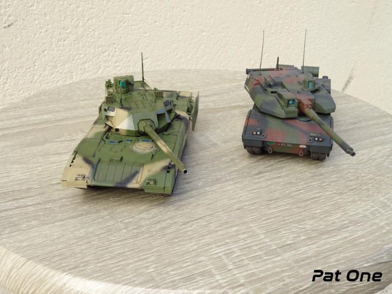 "T-14 ""Armata"" 1/72 ( Zvezda 5056 ) *** Terminé en pg 2 - Page 2 Dsc01010"