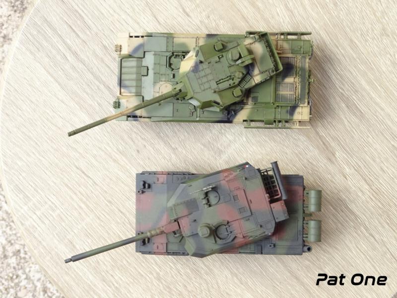 "T-14 ""Armata"" 1/72 ( Zvezda 5056 ) *** Terminé en pg 2 - Page 2 Dsc01011"