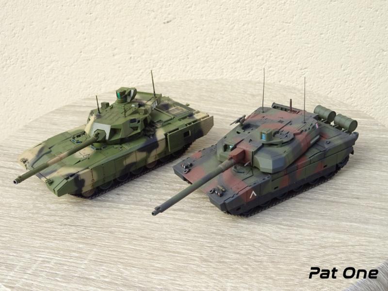 "T-14 ""Armata"" 1/72 ( Zvezda 5056 ) *** Terminé en pg 2 - Page 2 Dsc01012"