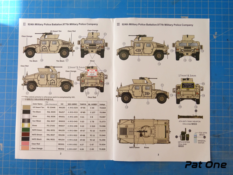 Us.modern M1114 Up-armored HMMWV 1/72 ( T-model TM-7201 )*** Terminé en pg 2 Dsc01020