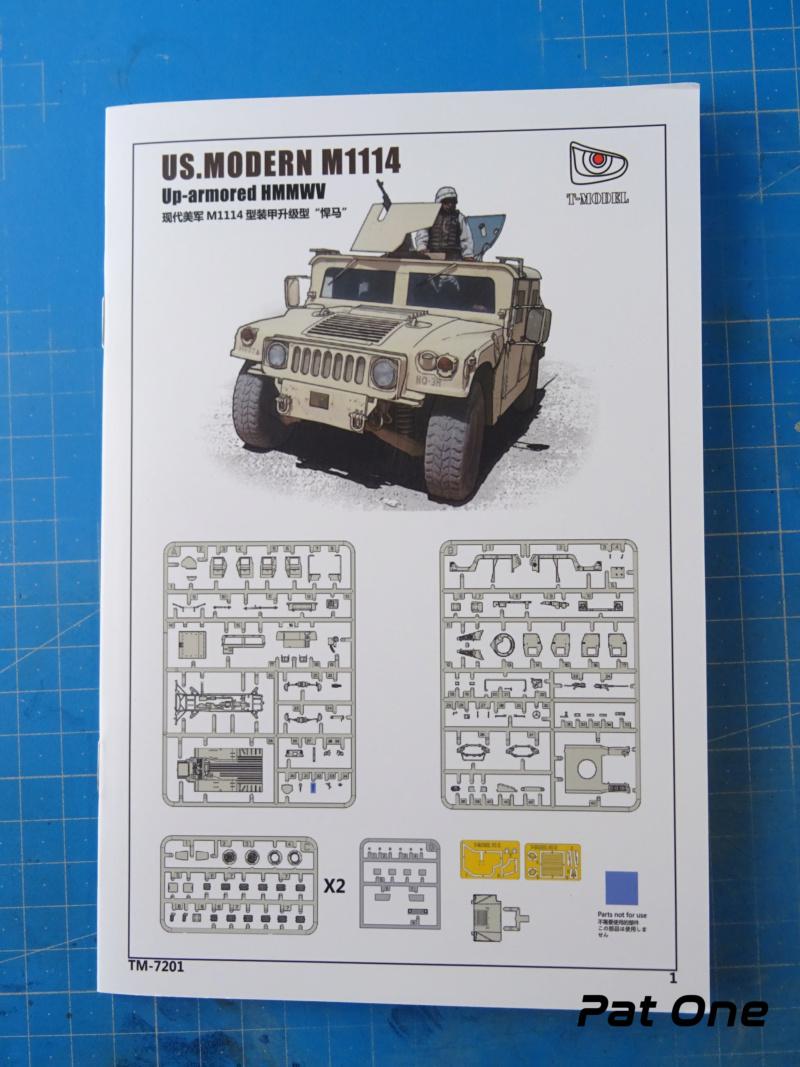 Us.modern M1114 Up-armored HMMWV 1/72 ( T-model TM-7201 )*** Terminé en pg 2 Dsc01031