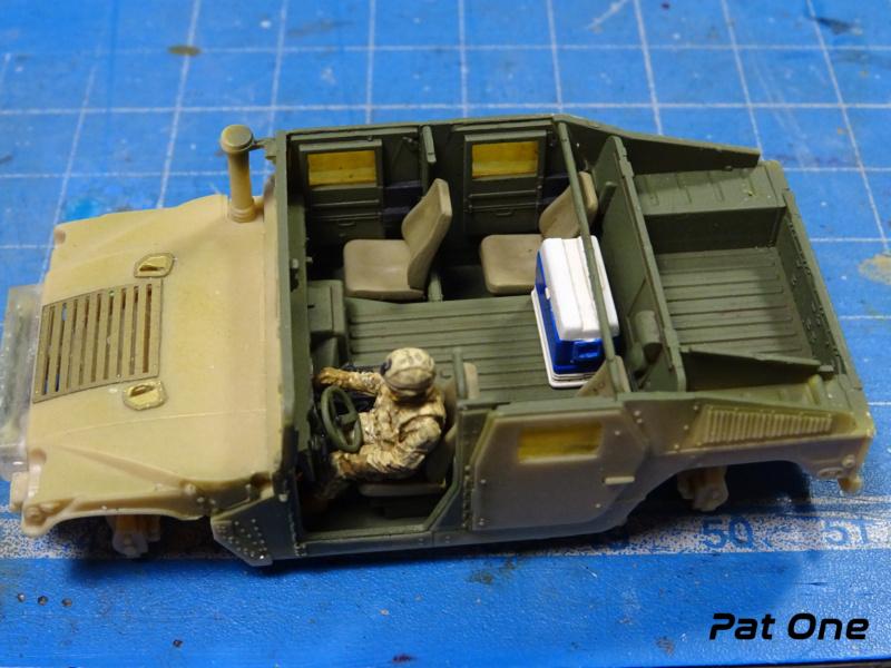 Us.modern M1114 Up-armored HMMWV 1/72 ( T-model TM-7201 )*** Terminé en pg 2 Dsc01236
