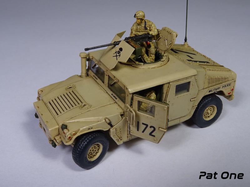 Us.modern M1114 Up-armored HMMWV 1/72 ( T-model TM-7201 )*** Terminé en pg 2 Dsc01318