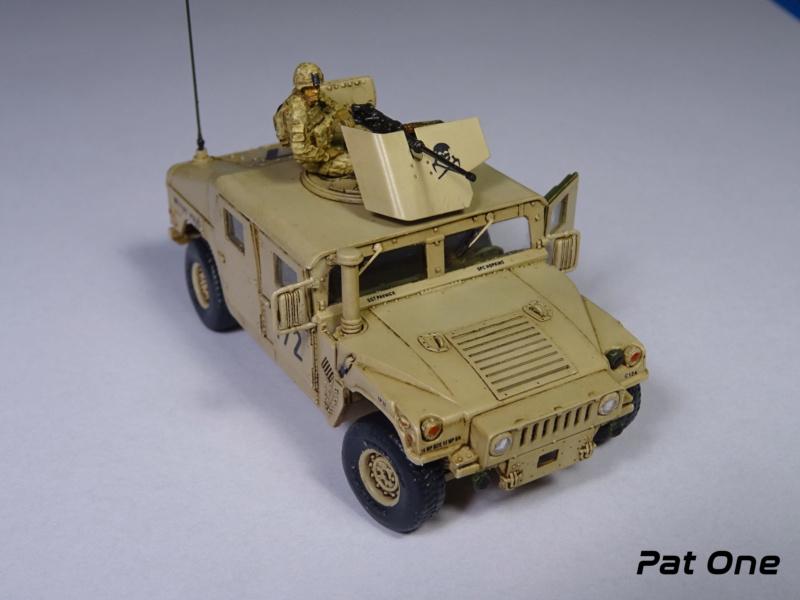 Us.modern M1114 Up-armored HMMWV 1/72 ( T-model TM-7201 )*** Terminé en pg 2 Dsc01321