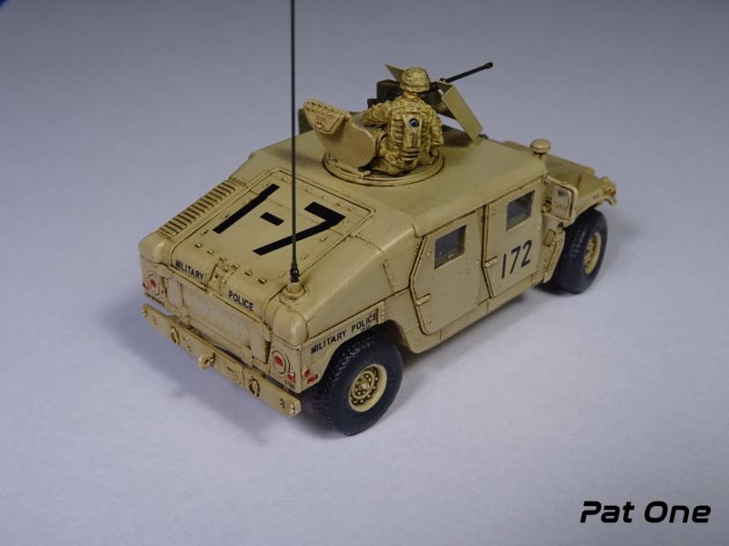 Us.modern M1114 Up-armored HMMWV 1/72 ( T-model TM-7201 )*** Terminé en pg 2 Dsc01322
