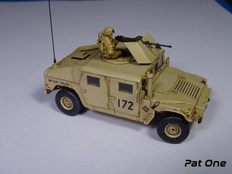 Us.modern M1114 Up-armored HMMWV 1/72 ( T-model TM-7201 )*** Terminé en pg 2 Dsc01323