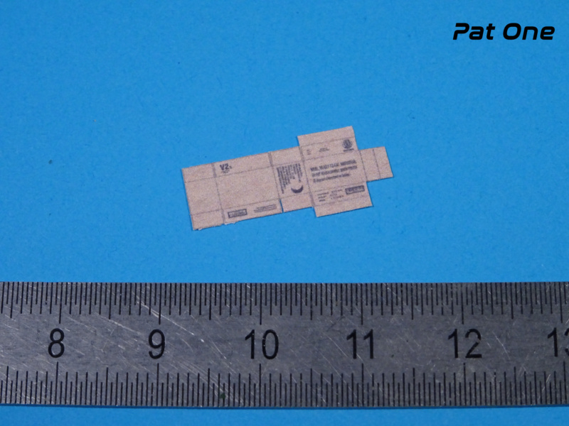 M1070 & M1000 w/D9R 1/72 ( Takom 5002 )*** Terminé en pg 7 - Page 6 Dsc01333