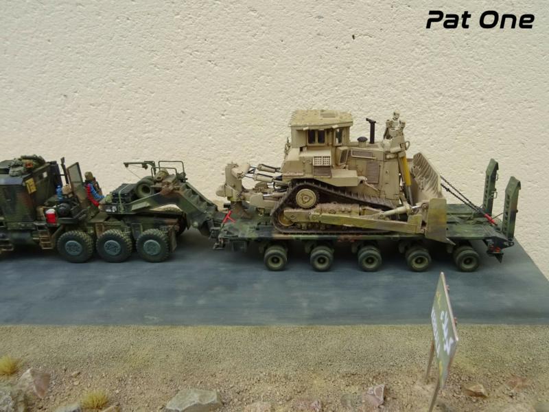 M1070 & M1000 w/D9R 1/72 ( Takom 5002 )*** Terminé en pg 7 - Page 7 Dsc01426