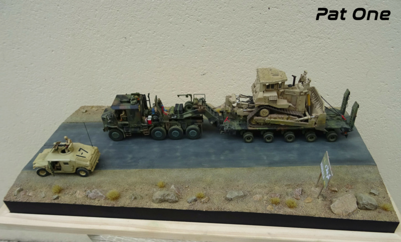 On a road in Iraq*** Diorama terminé en pg 4 - Page 4 Dsc01433