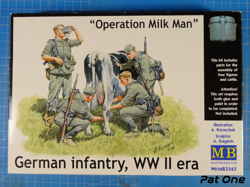 """""""Mission Coquette"""" Moiremont  Juin 1942 - Master Box 35165 - Master Box 3565 *** Terminé en pg 5 - Page 4 Dsc01449"""
