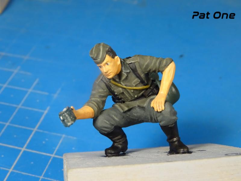 """""""Mission Coquette"""" Moiremont  Juin 1942 - Master Box 35165 - Master Box 3565 *** Terminé en pg 5 - Page 4 Dsc01658"""