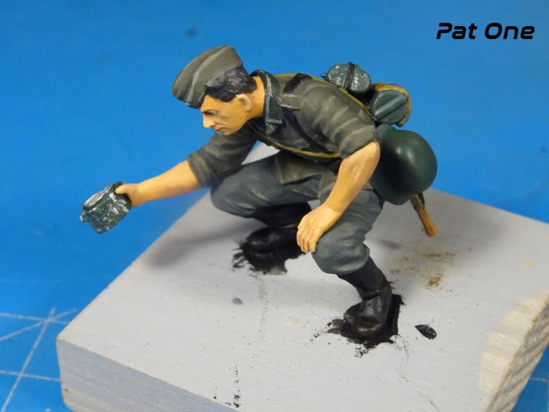 """""""Mission Coquette"""" Moiremont  Juin 1942 - Master Box 35165 - Master Box 3565 *** Terminé en pg 5 - Page 4 Dsc01659"""