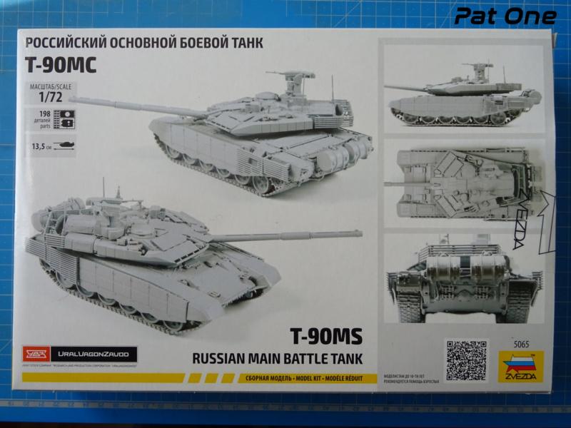T90MS Char de combat russe 1/72 ( Zvezda 5065 ) Dsc01729