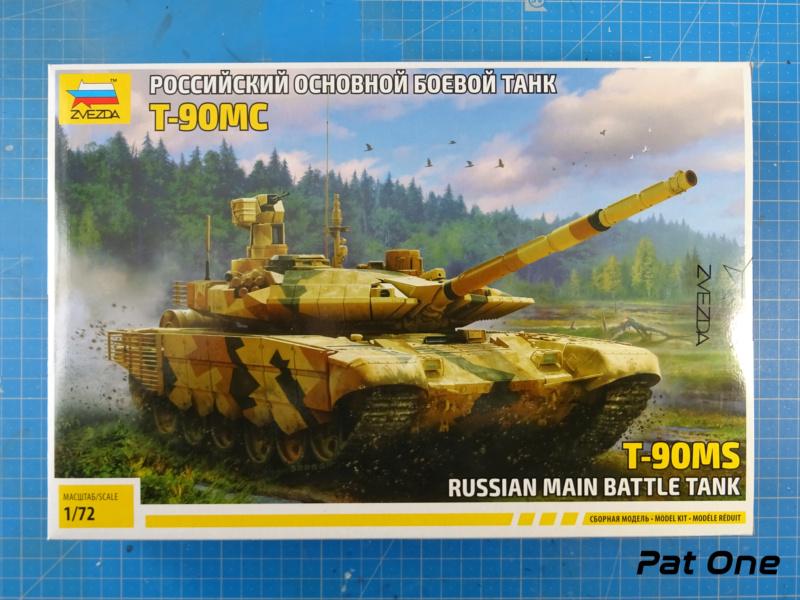 T90MS Char de combat russe 1/72 ( Zvezda 5065 ) Dsc01730