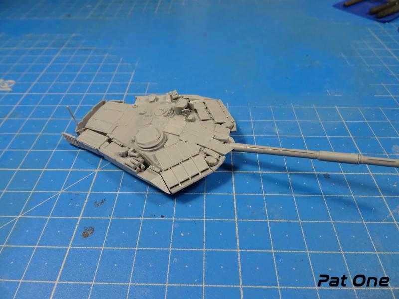 T90MS Char de combat russe 1/72 ( Zvezda 5065 ) Dsc01739