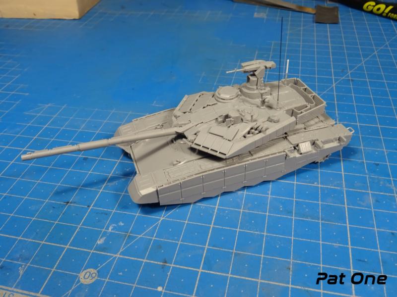 T90MS Char de combat russe 1/72 ( Zvezda 5065 ) Dsc01753
