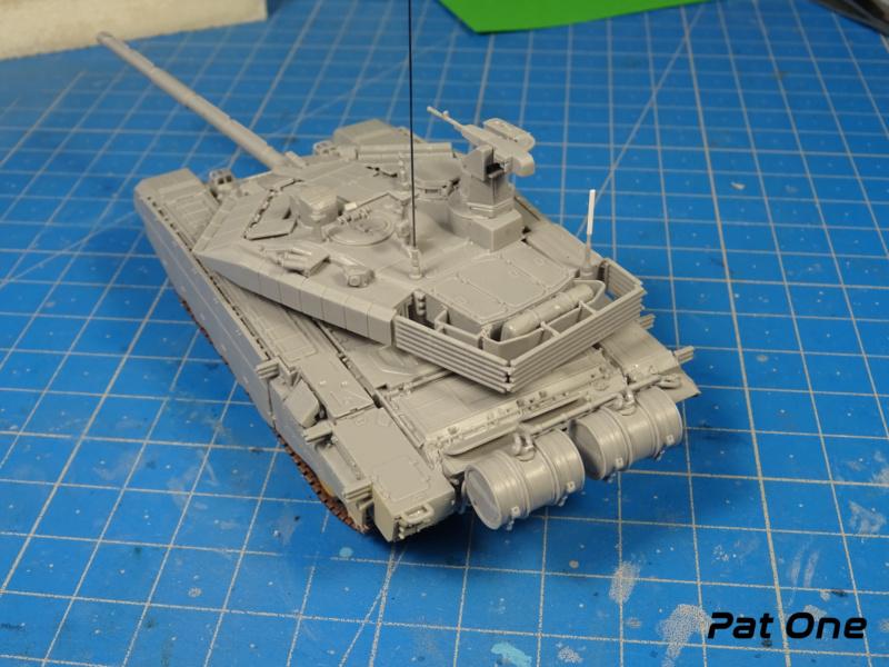 T90MS Char de combat russe 1/72 ( Zvezda 5065 ) - Page 2 Dsc01760