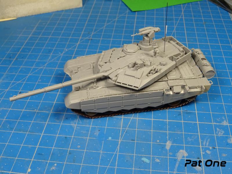 T90MS Char de combat russe 1/72 ( Zvezda 5065 ) - Page 2 Dsc01761