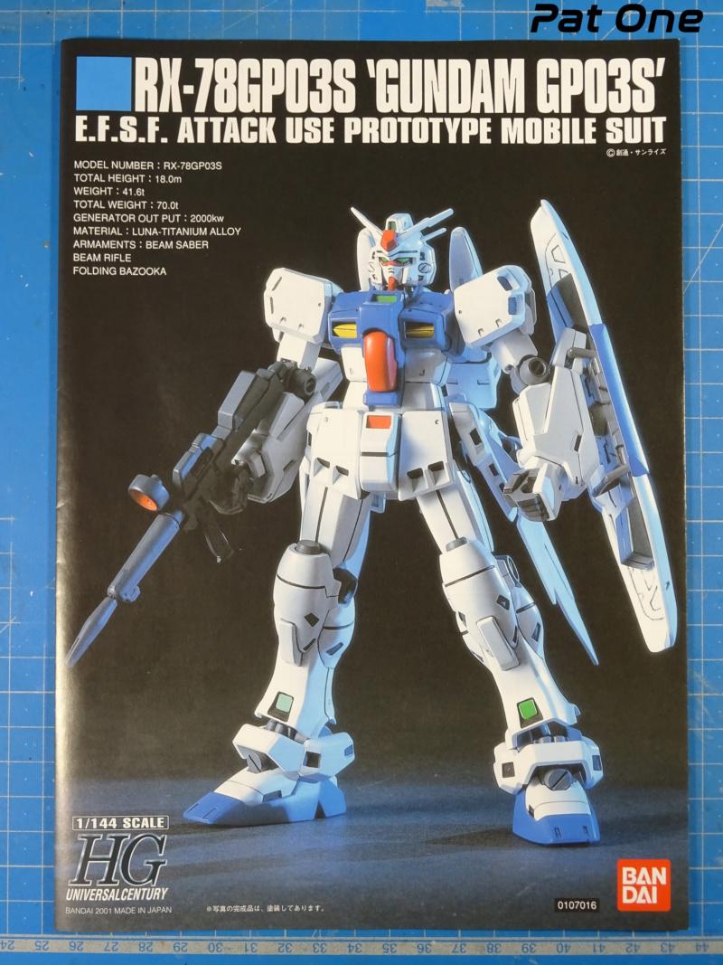 """""""Gundam GPO3S"""" 1/144 ( Bandai réf:0107016) *** Terminé en pg 1 Dsc01818"""