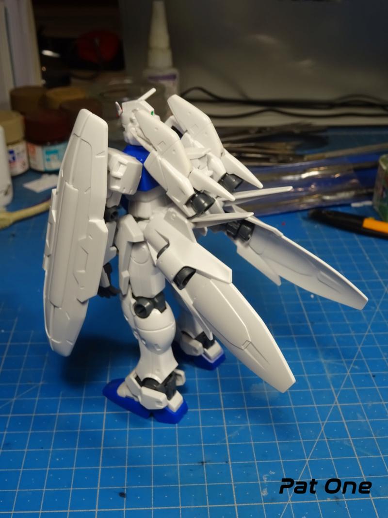 """""""Gundam GPO3S"""" 1/144 ( Bandai réf:0107016) *** Terminé en pg 1 Dsc01819"""
