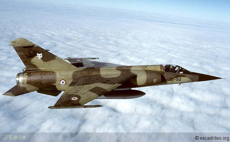 "Mirage F.1C EC 01/30 ""Valois"" 1/72 (Special Hobby 72388) F1_30-10"