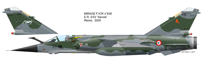 "Mirage F.1CR  ER 02/33 ""Savoie"" 1/72 (Special Hobby 72347) - Page 2 F1cr_310"
