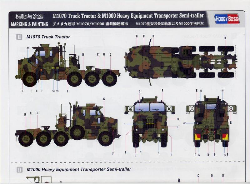M1070 & M1000 w/D9R 1/72 ( Takom 5002 )*** Terminé en pg 7 - Page 5 Hb_m1010