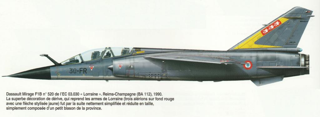 """Mirage F.1B EC 03/30 """"Lorraine"""" 1/72 (Special Hobby 72291) Mirage10"""
