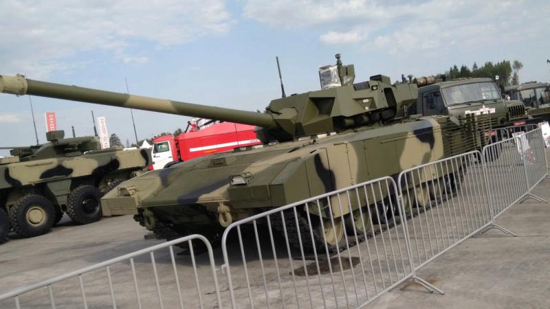 "T-14 ""Armata"" 1/72 ( Zvezda 5056 ) *** Terminé en pg 2 Mjoiw510"