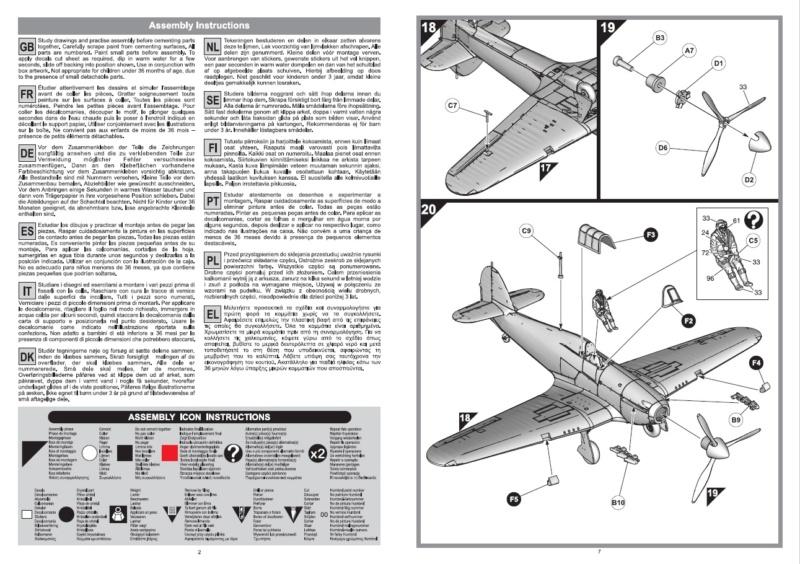 Hawker Hurricane Mk.1 (Airfix 1/72) Notice11
