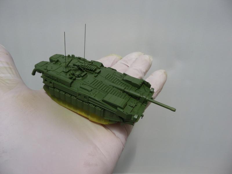Strv 103C MBT (trumpeter 1/72) P1250924