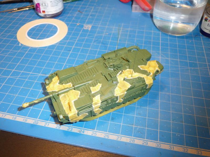 Strv 103C MBT 1/72 ( Trumpeter 07298 ) *** Terminé en pg 4 - Page 2 P1250934