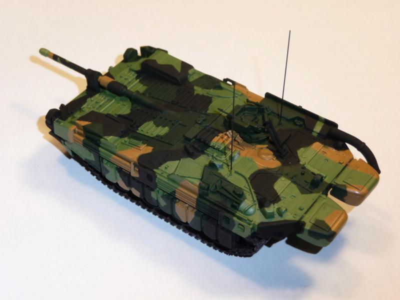Strv 103C MBT 1/72 ( Trumpeter 07298 ) *** Terminé en pg 4 - Page 2 P1260020