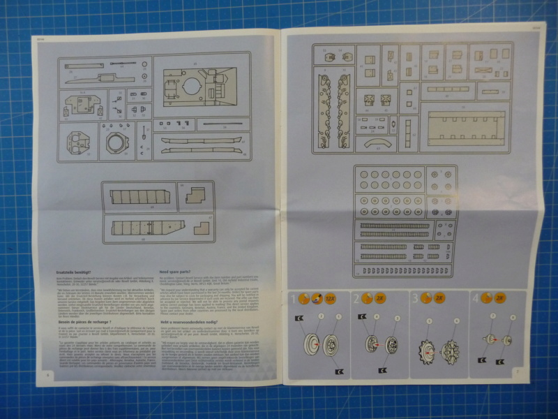 Warrior MCV with add-on armour 1/72 ( Revell 03144 ) *** Terminé en pg 2 P1260222