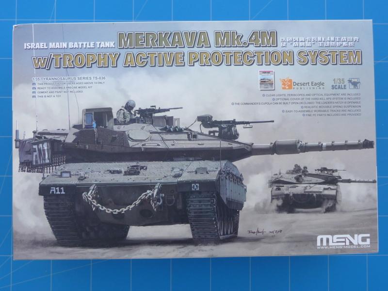Merkava Mk.4M w/Trophy Active Protection System 1/35 ( Meng TS-036 ) P1260410