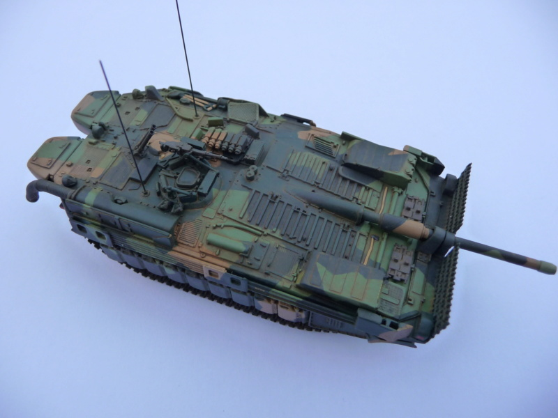 Strv 103C MBT 1/72 ( Trumpeter 07298 ) *** Terminé en pg 4 - Page 4 P1260513