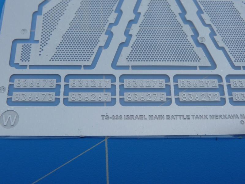 Merkava Mk.4M w/Trophy Active Protection System 1/35 ( Meng TS-036 ) P1260524