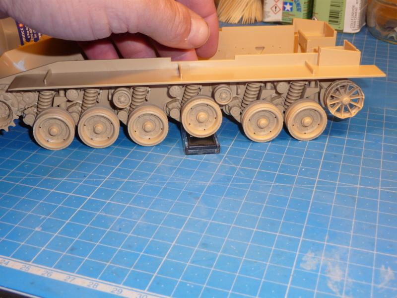 Merkava Mk.4M w/Trophy Active Protection System 1/35 ( Meng TS-036 ) P1260615