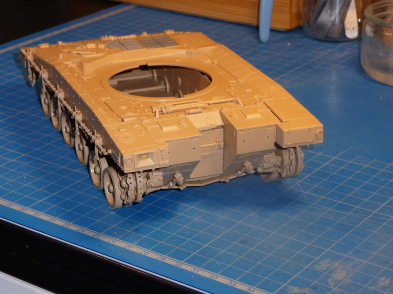 Merkava Mk.4M w/Trophy Active Protection System 1/35 ( Meng TS-036 ) - Page 2 P1260625
