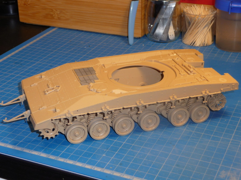 Merkava Mk.4M w/Trophy Active Protection System 1/35 ( Meng TS-036 ) - Page 2 P1260626