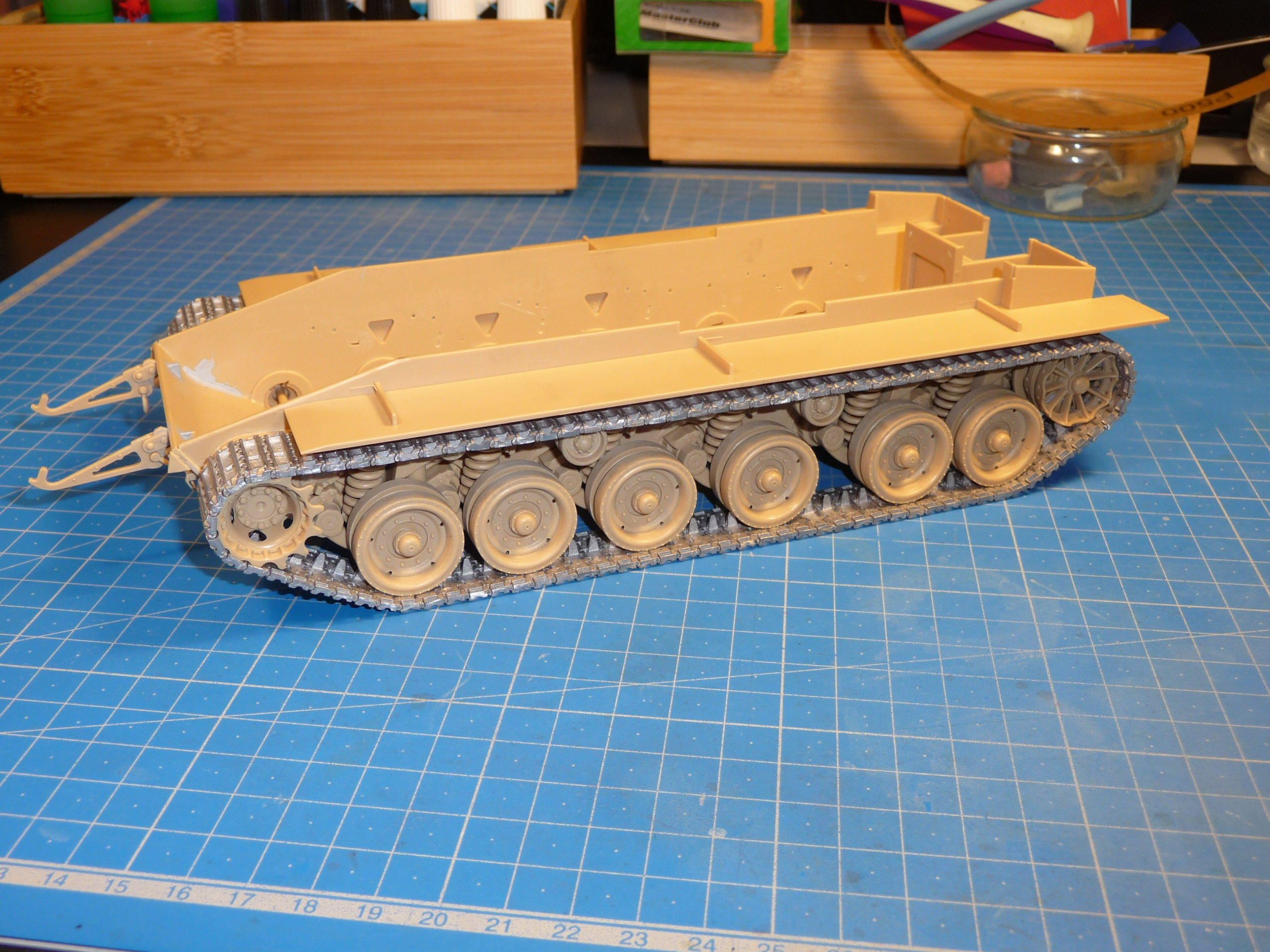 Merkava Mk.4M w/Trophy Active Protection System 1/35 ( Meng TS-036 ) - Page 2 P1260718