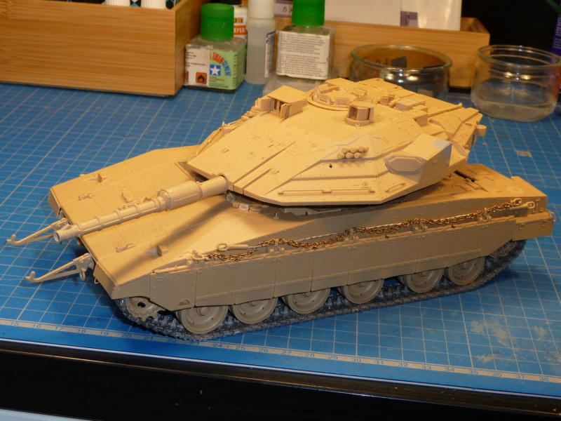 Merkava Mk.4M w/Trophy Active Protection System 1/35 ( Meng TS-036 ) - Page 2 P1260743