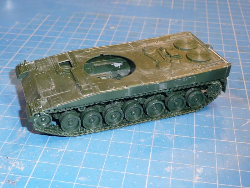 Leopard 2A6/A6M 1/72 ( Revell 03180 ) *** Terminé en pg 2 P1260922