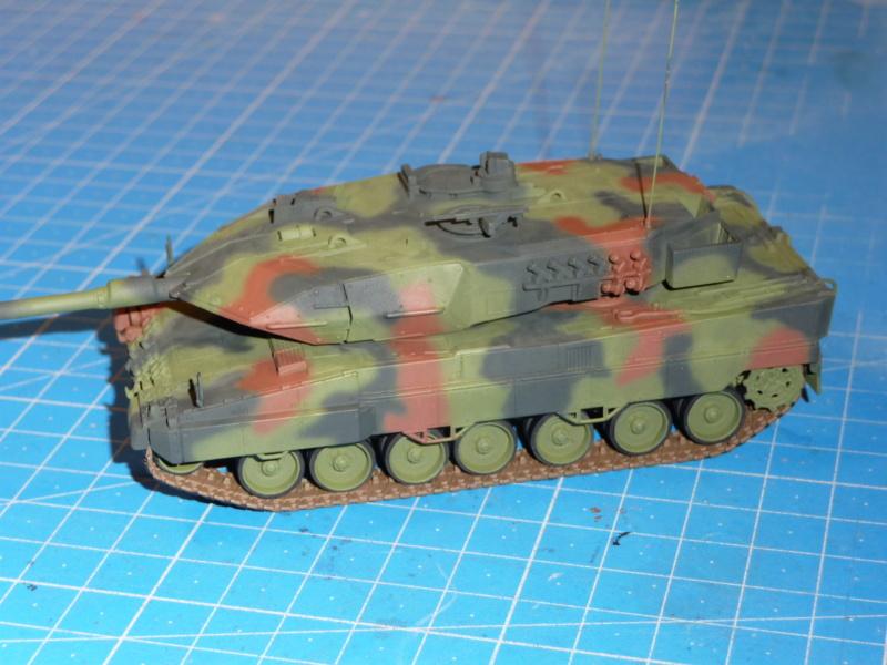 Leopard 2A6/A6M 1/72 ( Revell 03180 ) *** Terminé en pg 2 P1270011