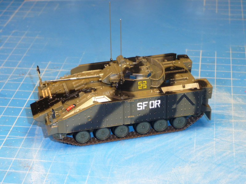 Warrior MCV with add-on armour 1/72 ( Revell 03144 ) *** Terminé en pg 2 - Page 2 P1270210